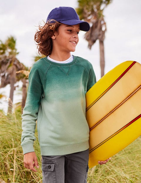 Surfer-Sweatshirt