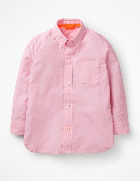 Smart Shirt - Pink End On End