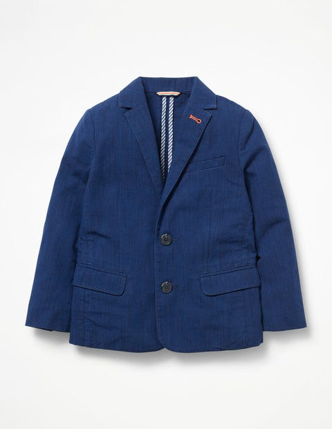 Lightweight Blazer - Summer Blue