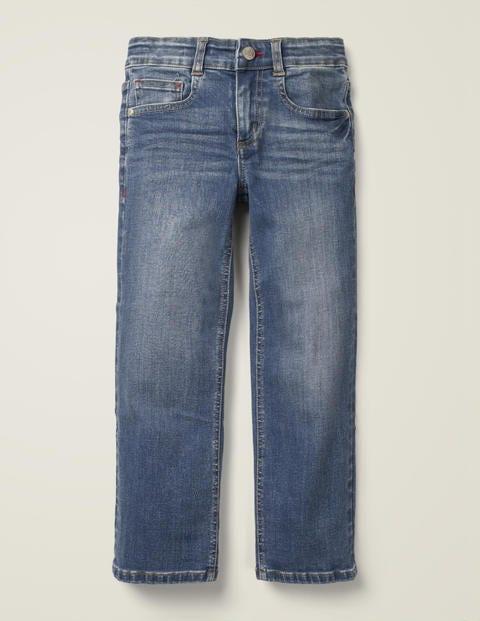 Adventure-Flex Straight Jeans - Mid Vintage