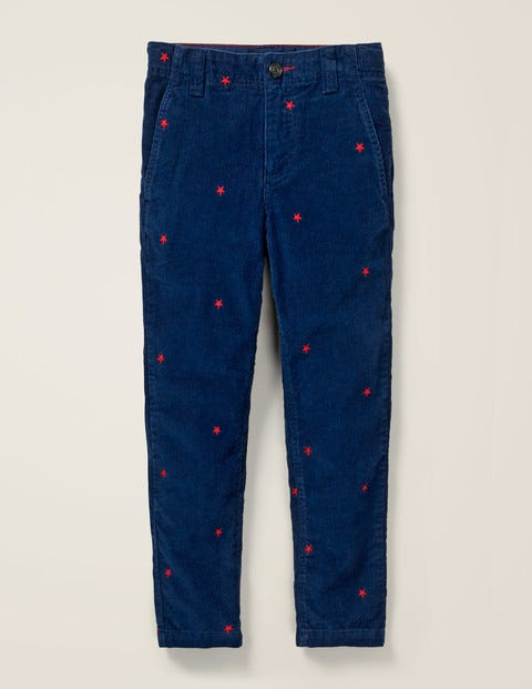 Relaxed Cord Chino Pants