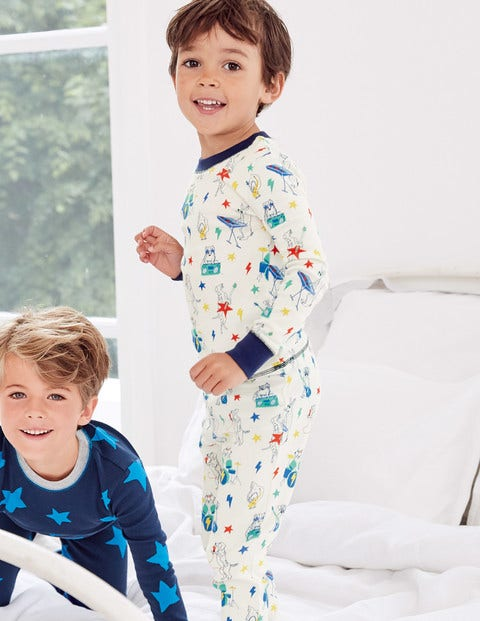 Twin Pack Long Pyjamas