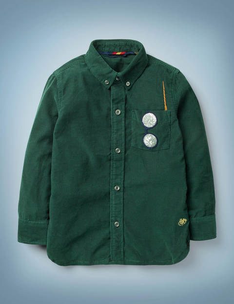 Harry Pocket Cord Shirt