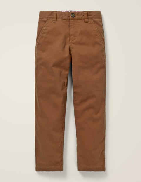 Smart Pants - Terrier Brown