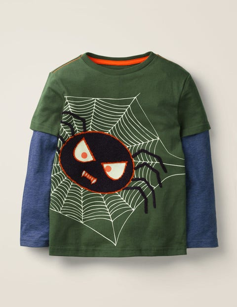 Glowing Halloween T-shirt