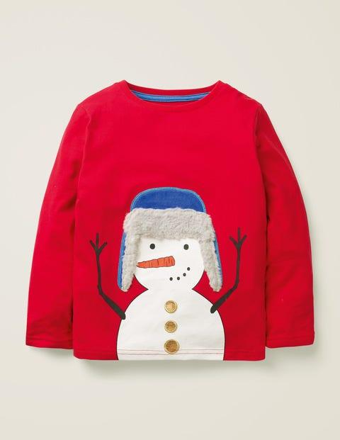 Fluffy Festive T-shirt
