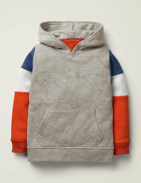 Cosy Colourblock Hoodie