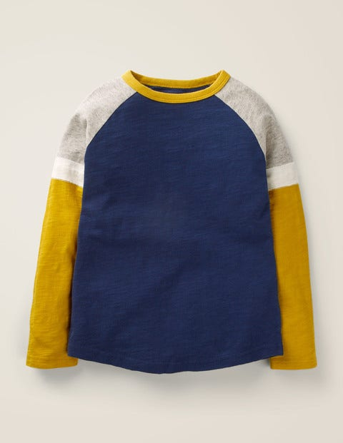 Sportliches Raglan-Shirt