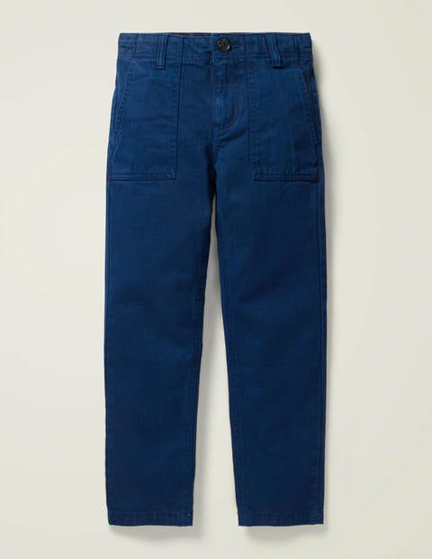 Gardener Trousers - College Navy