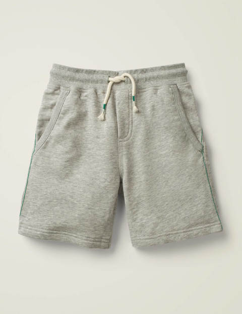 Essential Sweatshorts - Mid Grey Jaspé