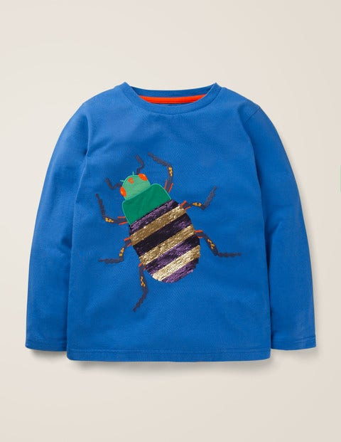 Sequin Bug T-shirt
