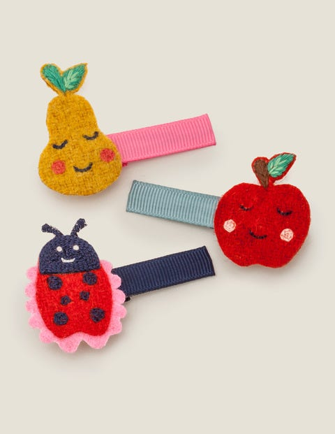 3 Pack Hair Clips