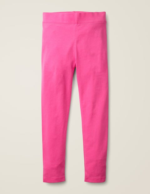 Plain Leggings - Pink Sorbet