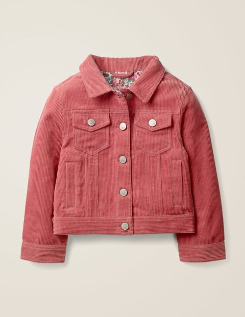 Everyday Jacket - Soft Raspberry Pink