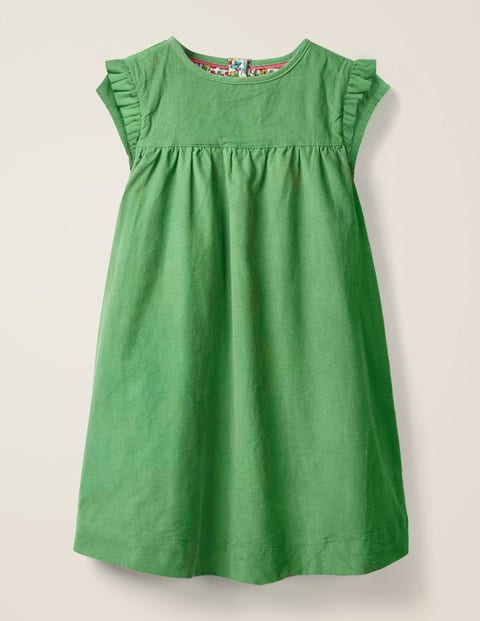 Easy Everyday Dress - Willow Green