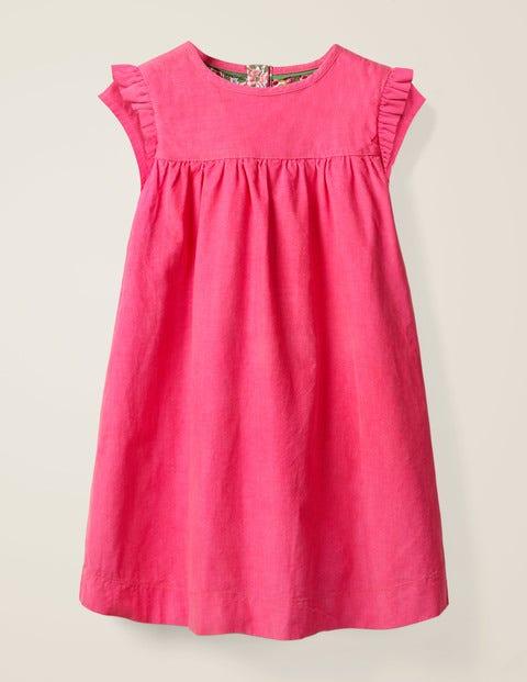 Easy Everyday Dress - Pink Sorbet