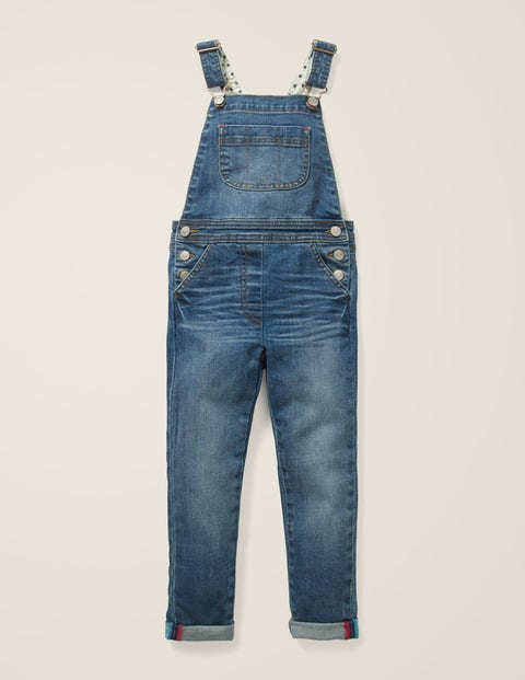 Skinny Fit Dungarees