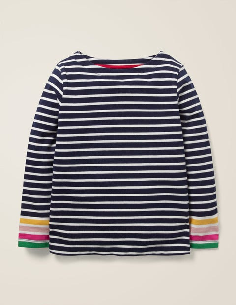 Everyday Breton - French Navy/Ivory