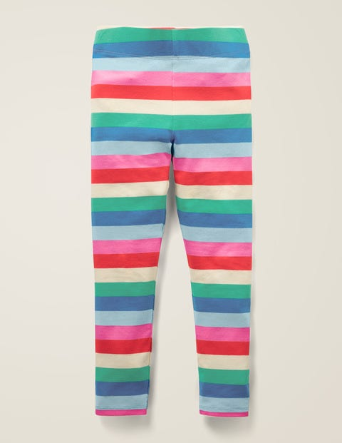 Fun Leggings - Multi Stripe