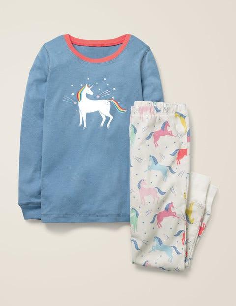 Cosy Long John Pajamas