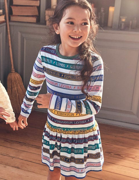 Charms Class Stripe Dress