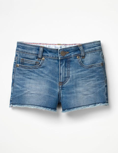 Denim Shorts - Mid Vintage Denim