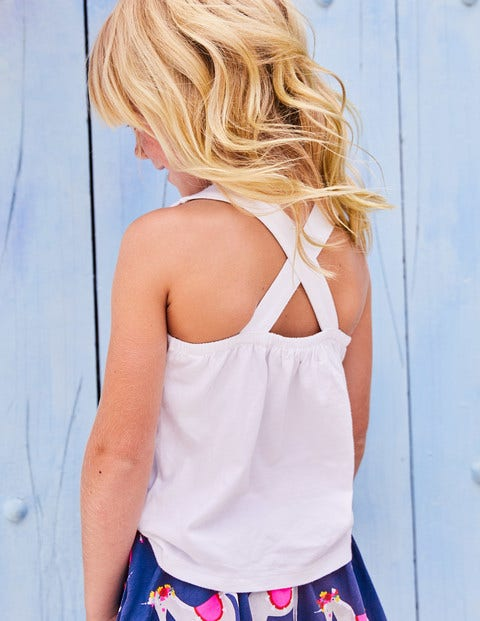 Cross-back Vest