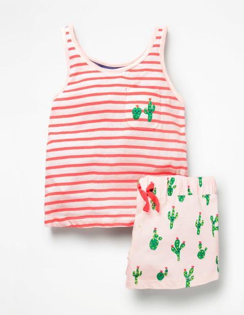 Fun Pocket Pyjama Set