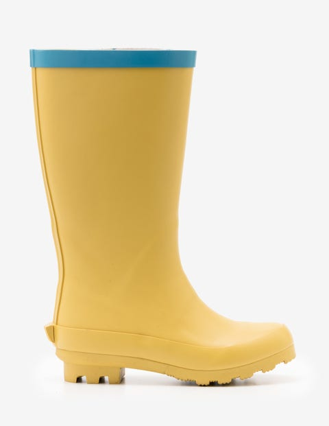 Wellies - Wasp Yellow