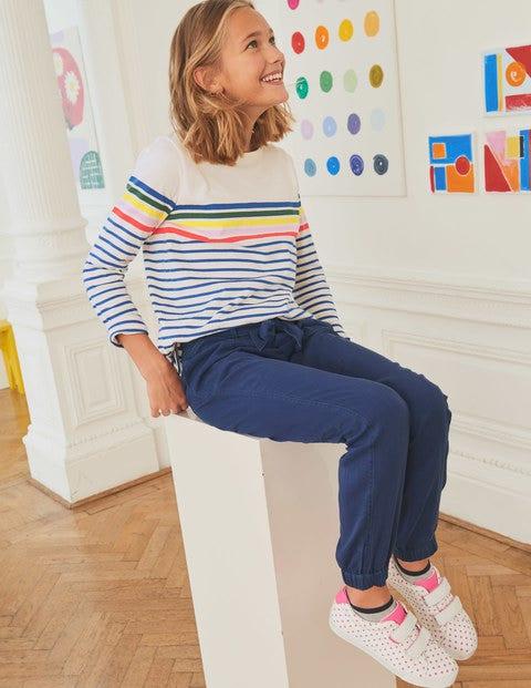 Breton T-Shirt - Multi Rainbow