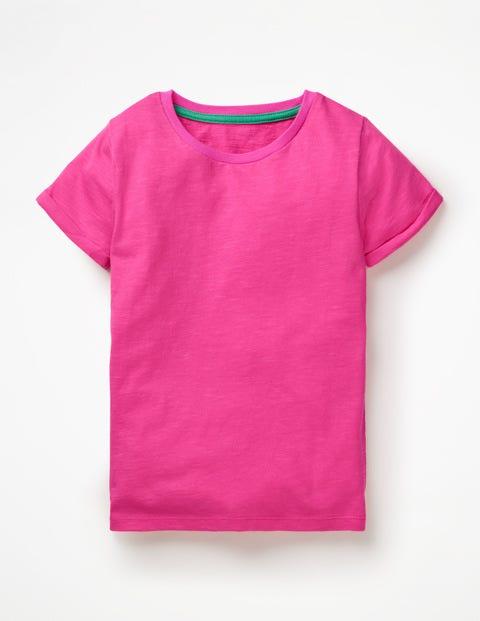 Slub T-Shirt - Festival Pink
