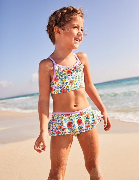Pretty Bikini Set - Multi Jolly Floral