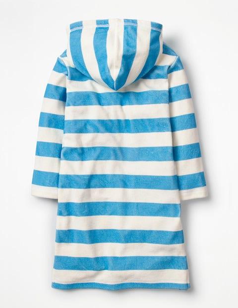 9bad9b2a3c80d Fun Towelling Beach Dress - Ivory Mermaid Stripe   Boden UK
