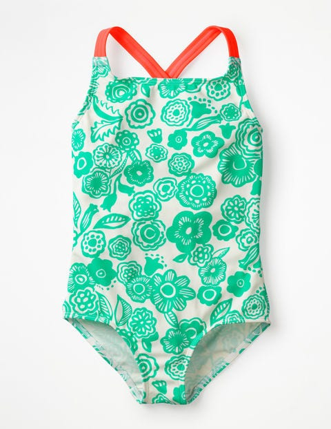 33b8a979f5 Cross-back Swimsuit G1059 Swimsuits at Boden