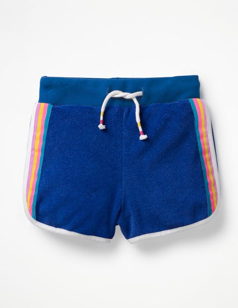 Retro Towelling Shorts