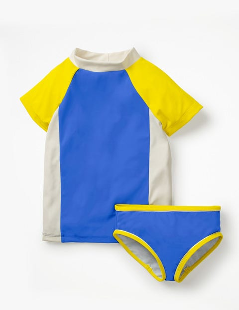 Colourblock Surf Set