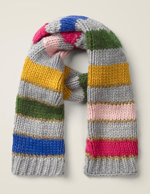 Rainbow Scarf - Multi