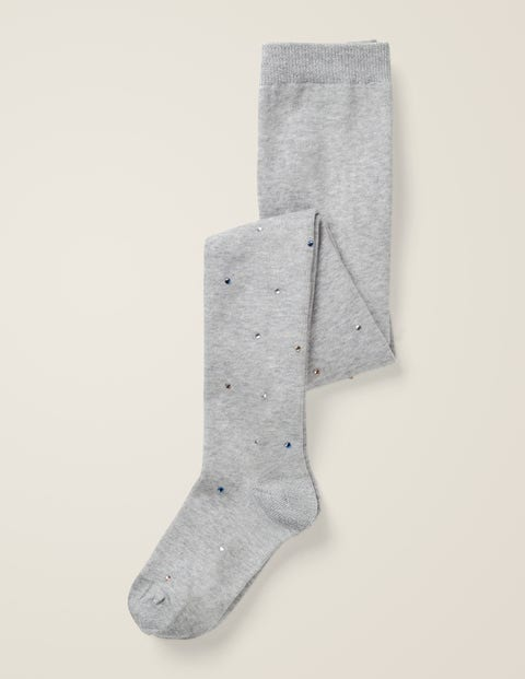 Party Twinkle Tights - Grey Marl