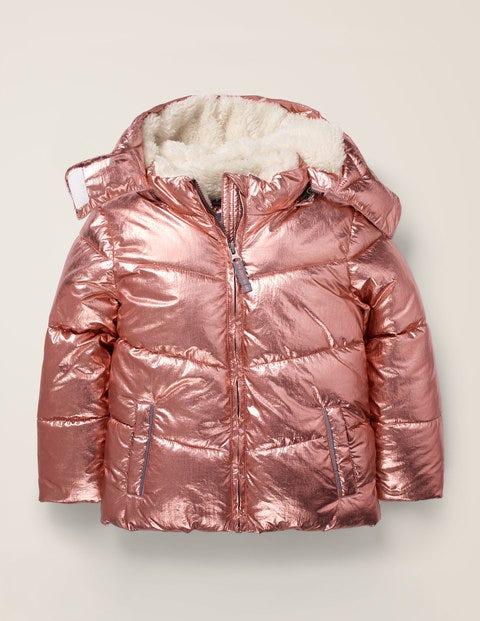 Kuschelige Jacke mit Wattierung