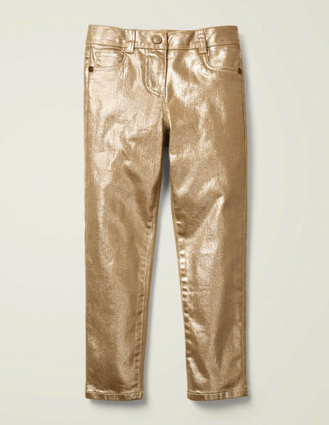 Party Trousers - Metallic