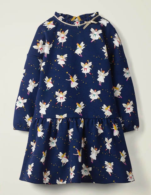Cosy Bow Dress