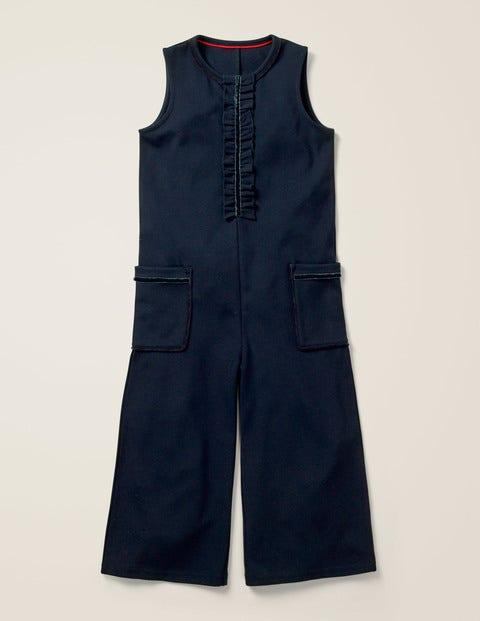 Ponte Pocket Jumpsuit