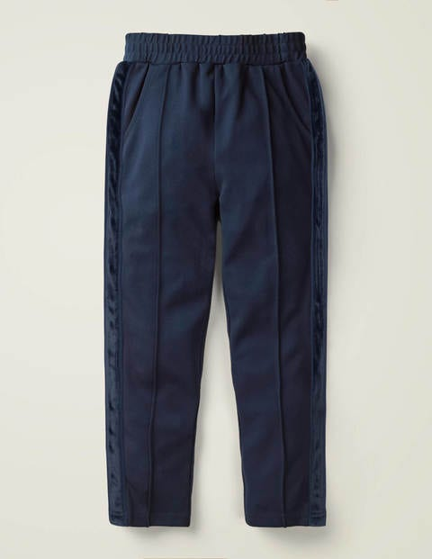 Ponte Jersey Trousers - College Blue