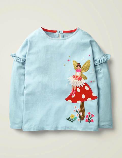 Oh Deer Christmas is Here 2-6 Years Old Children Short-Sleeved Tee Shirt