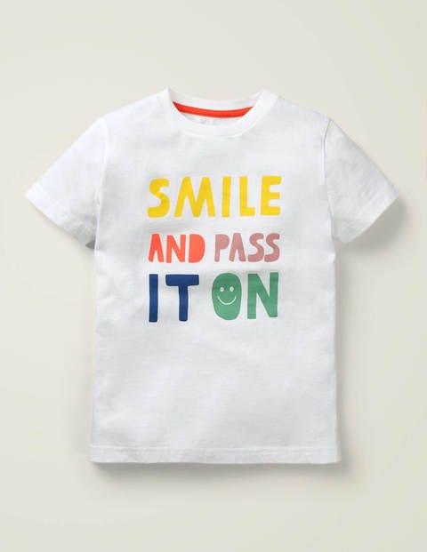 Charity T-Shirt - White