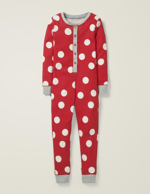 Cosy All-in-one Pajamas