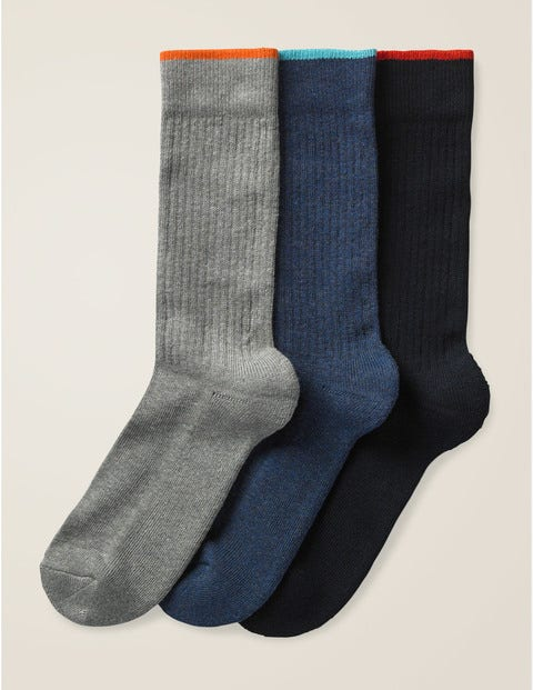 Chunky Weekend Socks - Chunky Plain Pack
