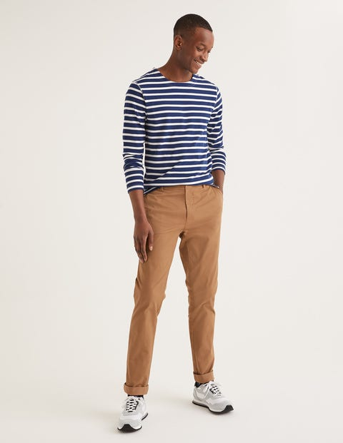 Original Slim Leg Chinos - Hops