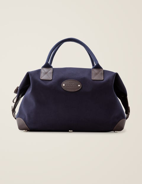 Chapman Medium Classic Holdall - Navy