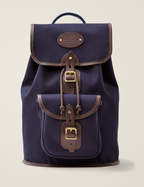 Chapman Border Backpack - Navy